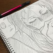 芥川描いてみた プリ画像