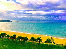 沖縄旅行のホテルから撮りました✈️の画像(ホテルに関連した画像)