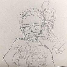 ファーストサマー禰豆子 プリ画像