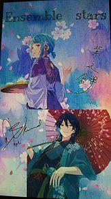 紫之創と朔間零の画像(朔間零に関連した画像)