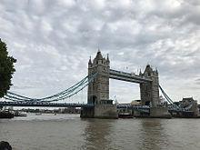 【素材画像】タワーブリッジ ロンドンの画像(プリ画像)