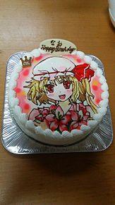 私の誕生日のケーキ! プリ画像