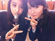 松岡茉優&山本美月の画像(桐島、部活やめるってよに関連した画像)