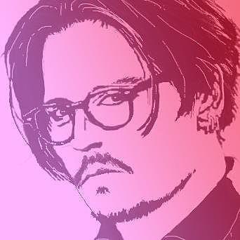 ジョニー・デップの画像(プリ画像)