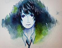 水彩練習イラスト【水彩】の画像(女の子 イラストに関連した画像)