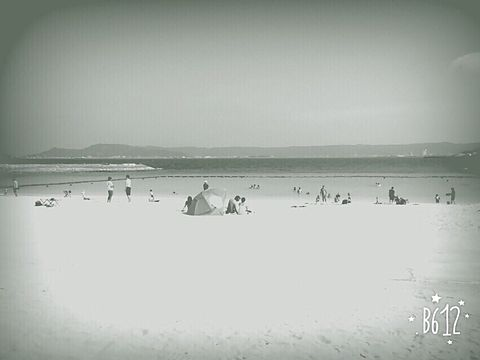 昔感をだした海の画像 プリ画像