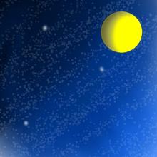 夜空の画像(夜空に関連した画像)