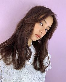 新木優子 プリ画像