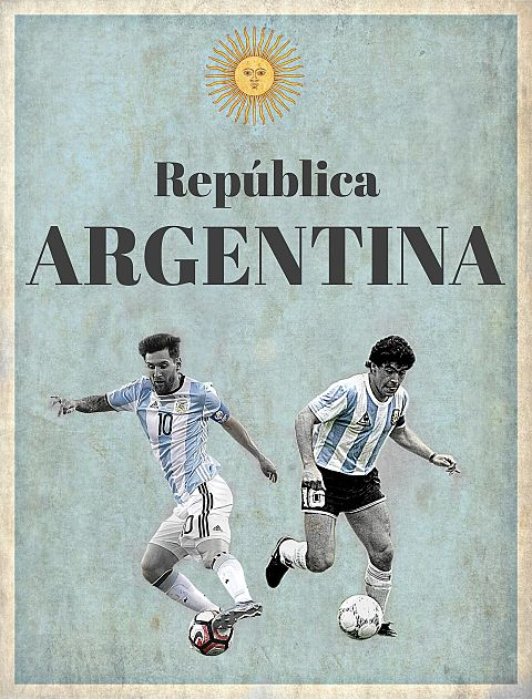 ARGENTINAの画像(プリ画像)