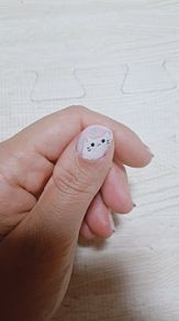 自爪ネイル゚・*:.。❁の画像(トップコートに関連した画像)