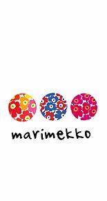 マリメッコ iPhone 壁紙 プリ画像