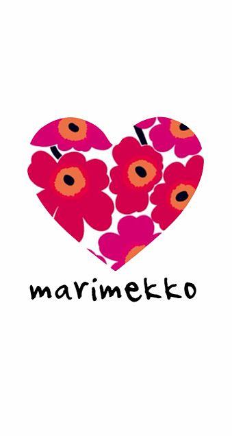 マリメッコ iPhone 壁紙の画像 プリ画像