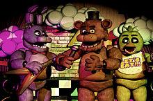 five nights at freddy'sの画像(Five_nights_at_Freddy'sに関連した画像)