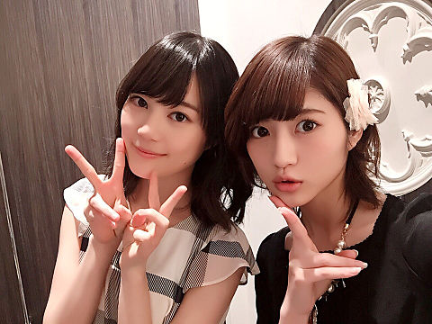 若月佑美&生田絵梨花の画像(プリ画像)