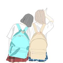 イラスト 双子コーデの画像62点完全無料画像検索のプリ画像bygmo
