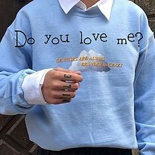Do you love me?の画像(Love Me Doに関連した画像)