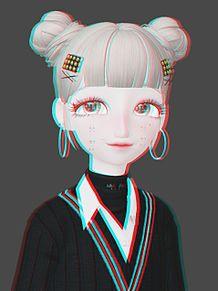 失恋した女の子 プリ画像