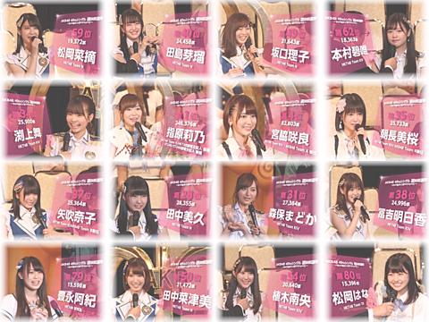 HKT48ランクインメンバーの画像(プリ画像)