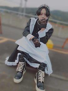 メイド男子 メイドボーイの画像(黒髪に関連した画像)