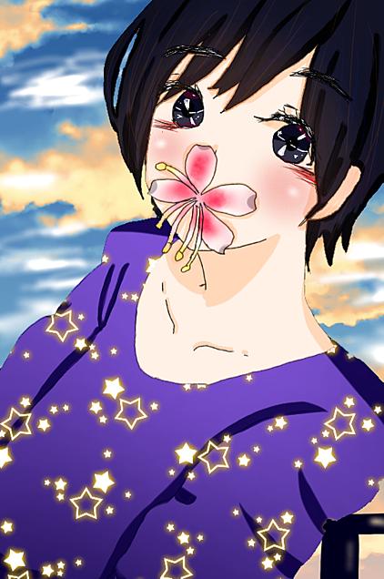 ストイックで天使なあなたにガウラ咲いた。の画像(プリ画像)