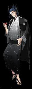 刀剣乱舞 日本号 軽装の画像(加工素材に関連した画像)