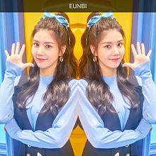 EUNBI  COLOR*IZ  PHOTO 1 プリ画像