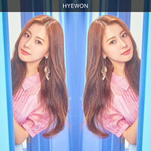 HYEWON  COLOR*IZ  PHOTO 1 プリ画像