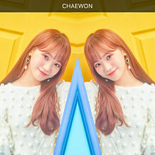 CHAEWON  COLOR*IZ  PHOTO 1 プリ画像
