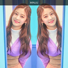 MINJU  COLOR*IZ  PHOTO 1 プリ画像
