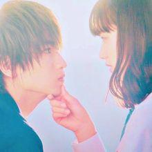 キスする寸前の画像(黒崎くんに関連した画像)