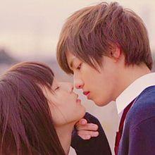 キスする寸前の画像(志尊淳 芳根京子に関連した画像)
