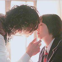キスする寸前の画像(水嶋ヒロに関連した画像)