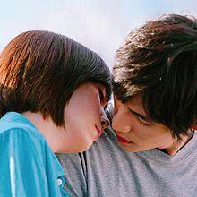 キスする寸前の画像(きゅんに関連した画像)