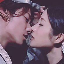 キスする寸前の画像(佐藤健に関連した画像)