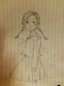 少女 プリ画像