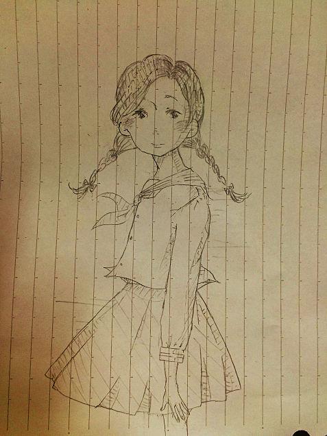 少女の画像 プリ画像