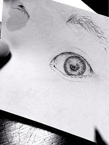 瞳。 プリ画像
