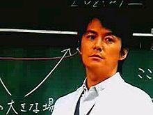 授業中や実験室での湯川先生の画像(プリ画像)