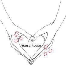 ロゴ/Goose houseの画像(プリ画像)