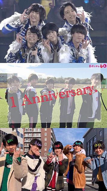 Lilかんさい 1 Anniversary.の画像(プリ画像)
