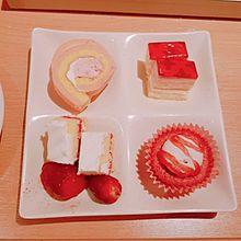 デザートの画像(食べ放題に関連した画像)