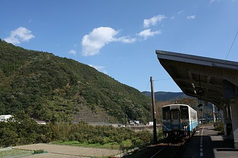 江川崎駅の画像(プリ画像)