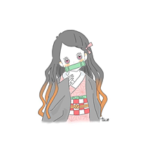 竈門禰󠄀豆子の画像(ゆるいに関連した画像)