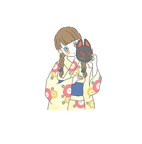 夏の女の子🌻🍉の画像 プリ画像