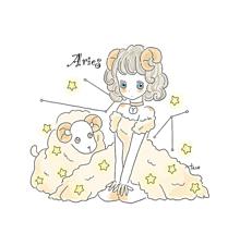 牡羊座♈の画像(羊に関連した画像)