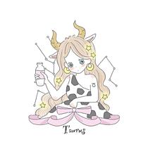 牡牛座♉の画像(ゆるいに関連した画像)