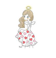 天使ちゃん👼♡の画像(ゆるいに関連した画像)