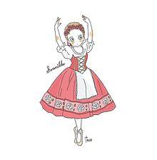 スワニルダ🩰の画像(バレエに関連した画像)