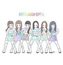 BOOM BOOM BOOM🌈の画像(NiziU🌈に関連した画像)
