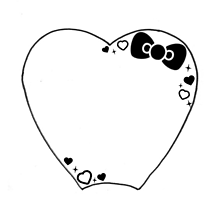 ハートペンライトシート ♡の画像(#キンブレシートに関連した画像)